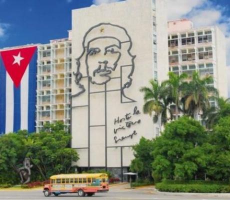 Ξεφτίλες, ρε ξεφτίλες... Μα και η Κύπρος με τους φασίστες, τους ακροδεξιούς και τις ΗΠΑ εναντίον τη Κούβας;