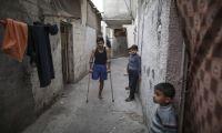 Χιλιάδες Παλαιστίνιοι κινδυνεύουν με ακρωτηριασμό από πυρά Ισραηλινών στρατιωτών