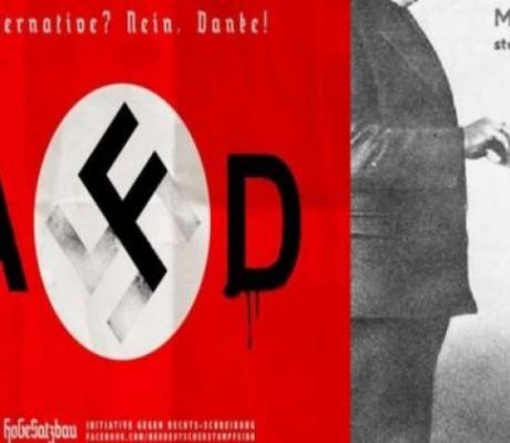 Ελβετική φαρμακοβιομηχανία χρηματοδότησε τους νεοναζί του AfD