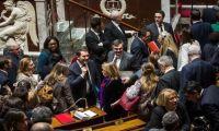 Η Γαλλική Εθνοσυνέλευση ενέκρινε νομοσχέδιο για την αντιμετώπιση βίαιων διαδηλώσεων