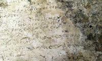 Συγκινητική για την ιστορία του τόπου η ανακάλυψη της πήλινης πλάκας στην Ολυμπία