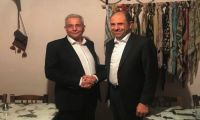 Συνάντηση Άντρου Κυπριανού - Κουντρέτ Οζερσάι