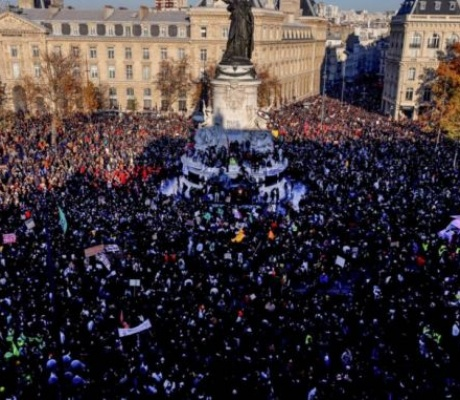 Γαλλία: «Αστυνομία παντού, Δικαιοσύνη πουθενά»...