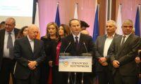 Μαλάς: Θα λειτουργήσω ως Πρόεδρος όλων των Κυπρίων