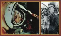 Γιούρι Γκαγκάριν: Σύμβολο για τη Σοβιετική Ένωση, σύμβολο για την Ανθρωπότητα