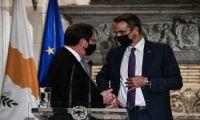 Μητσοτάκης - Αναστασιάδης: Ψάχνουν διέξοδο εντός του επικίνδυνου ευρωατλαντικού πλαισίου