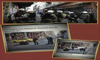 Σοβαρή καταγγελία δικηγόρου στην Αθήνα: ΜΑΤατζής μού έριξε μπουνιά στη μούρη